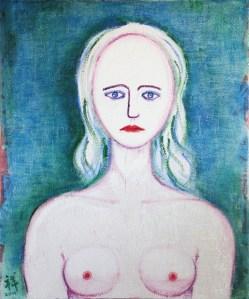 Woman's Face No.3