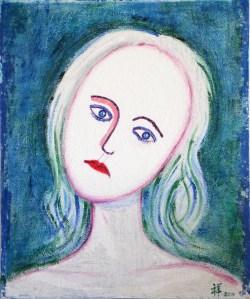 Woman's Face No.2