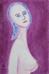 Woman's Face No.5