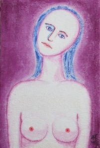 Woman's Face No.6