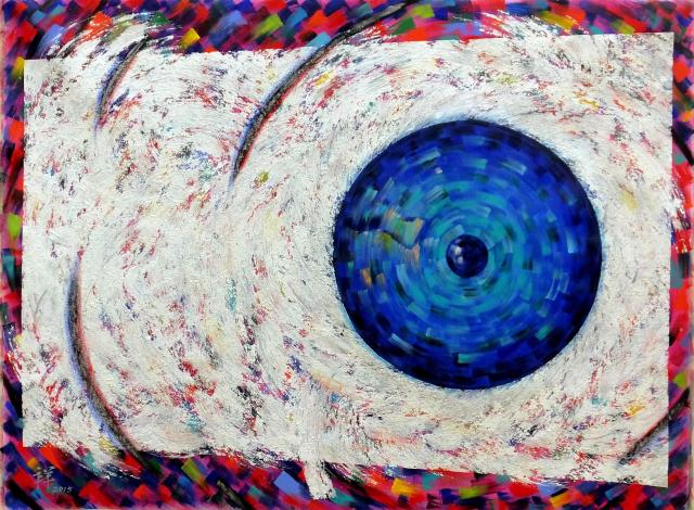 Keep watching(Blue)