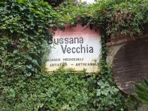 <サンレモの芸術家村> ブッサナ ヴェッキア イタリア