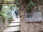 サンレモの芸術村 ブサナ ヴェッキア