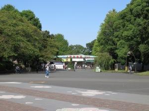 上野動物園 2015.10.4 午前9時1分