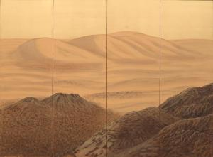 Sillent Desert Ⅱ 三浦裕二郎